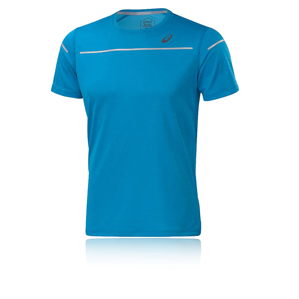 Asics Lite-Show Short Sleeve Top