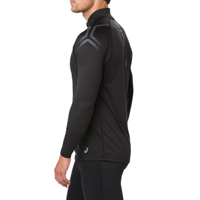 Asics Icon Long Sleeved Half Zip Top - AW19
