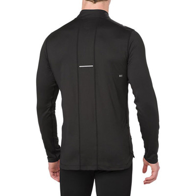 Asics Long Sleeve Half Zip Jersey Running Top