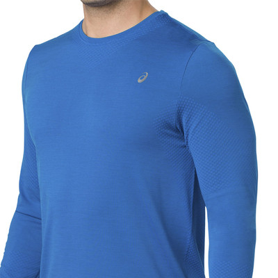 Asics sans couture Long Sleeved Top
