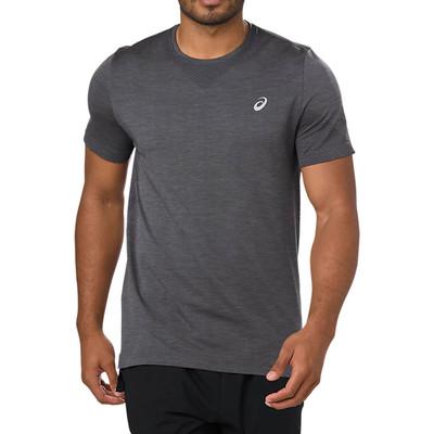 Asics Seamless Short Sleeve Running T-Shirt