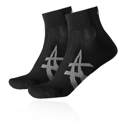 Asics 2ppk Cushioning Sock - AW19
