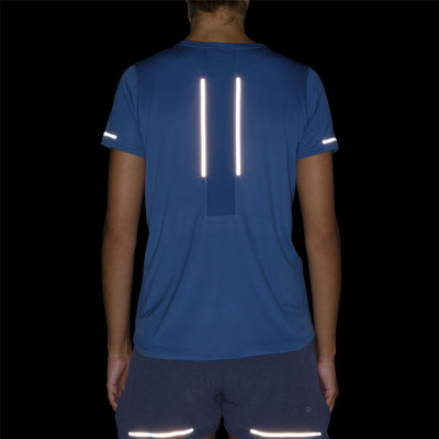 Asics Lite-Show Short Sleeved Women's Running Top