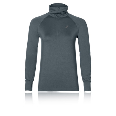 Asics Thermopolis Long Sleeved Half Zip Women's Running Top - SS19