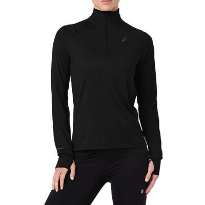 Asics Thermopolis Long Sleeved 1/2 Zip Women's Running Top