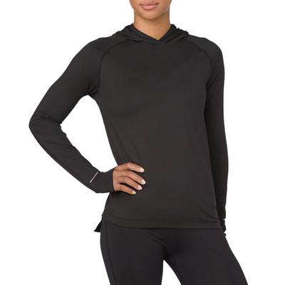 Asics Thermopolis Long Sleeved per donna Hoodie
