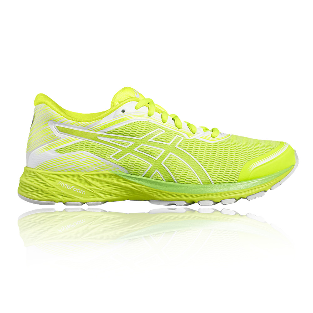 Amarillo De Correr Detalles Ligero Asics Transpirable Dynaflyte Peso Mujer Zapatos Deporte T1FKJ3lc