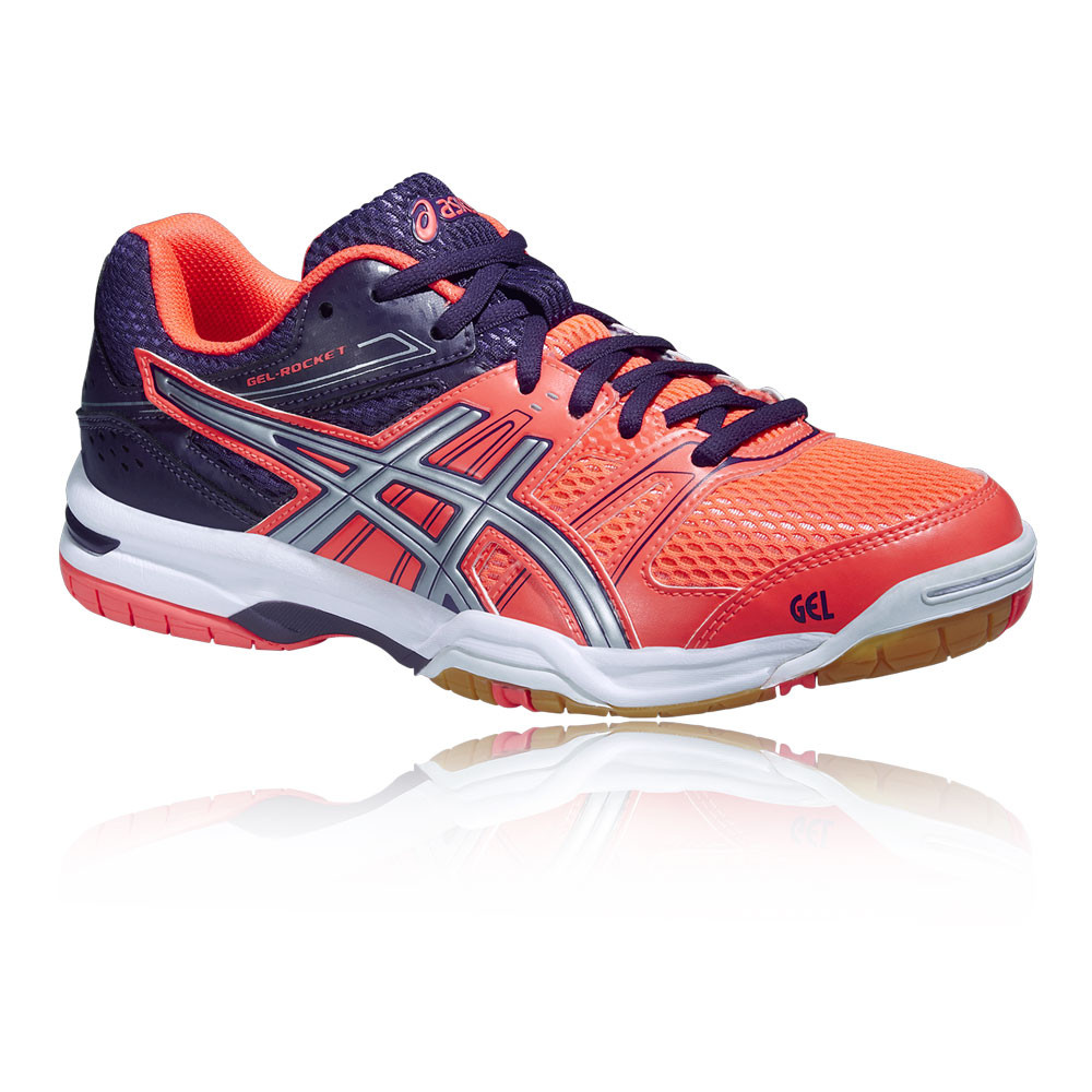 ASICS Indoor morado