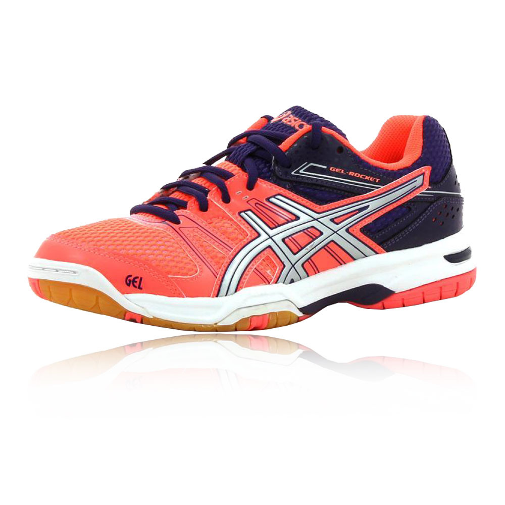 be1ff0413c93 Asics Gel-Rocket 7 Women s Indoor Court Shoes - 64% Off ...