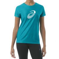 Asics Essentials Graphic para mujer SS camiseta de running