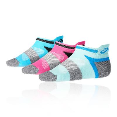Asics Lyte Junior Running Socks (3 Pack)