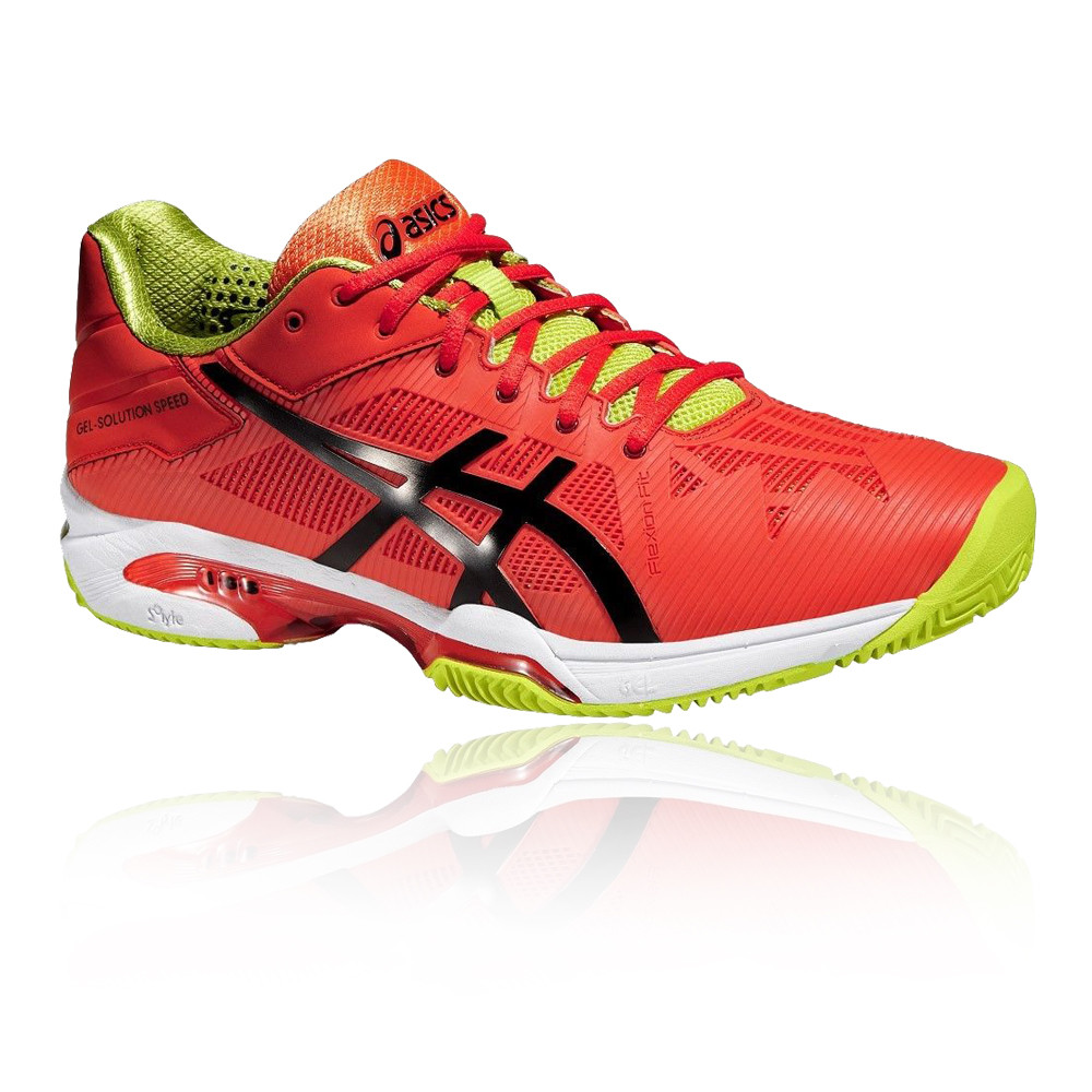 zapatillas asics tenis clay