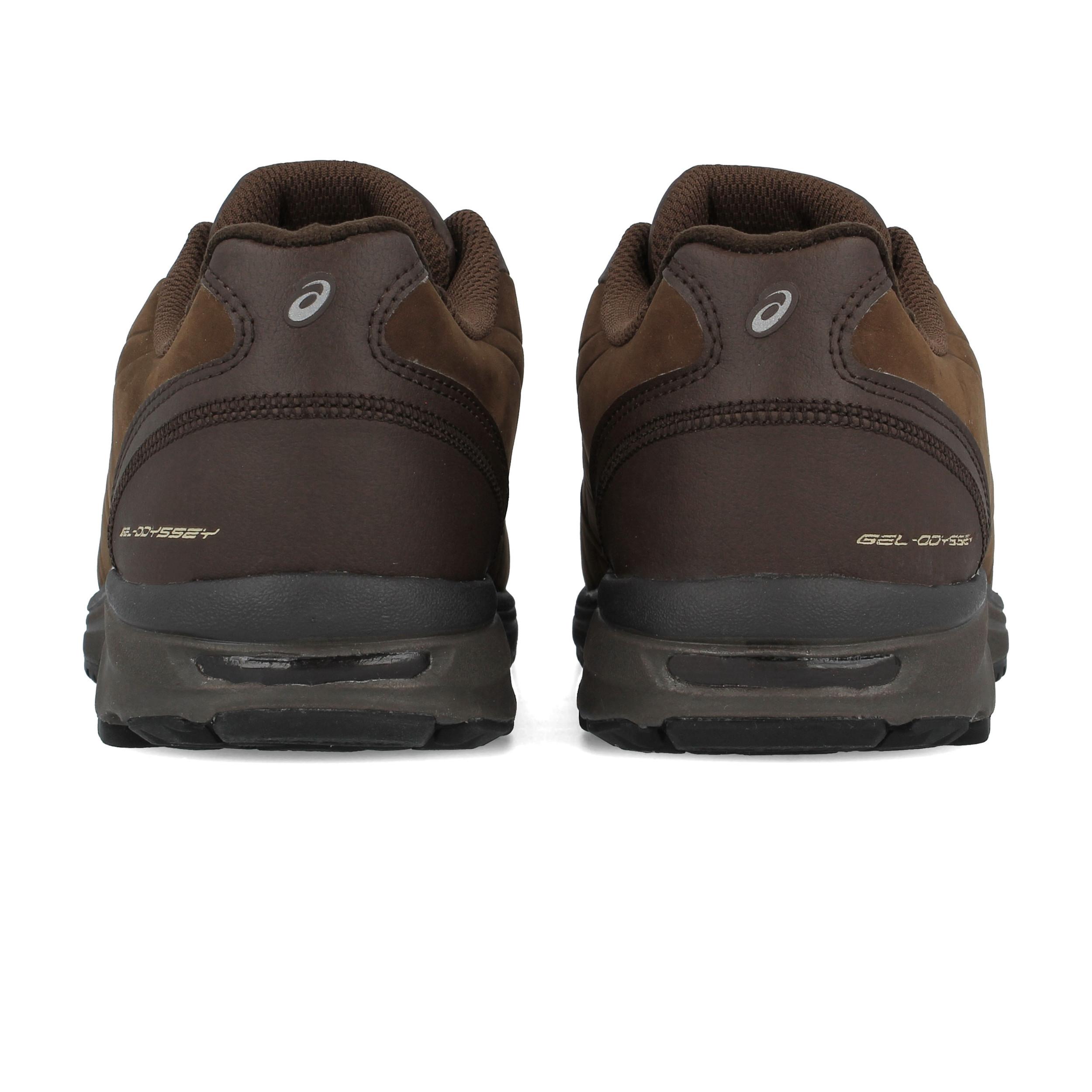 Asics Gel Odyssey 2 Nubuck Mens Black – Frames Footwear