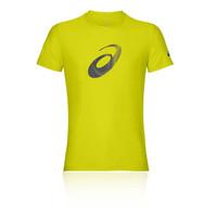Asics Graphic de manga corta camiseta de running