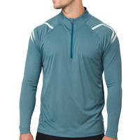 Asics Icon Long Sleeved 1/2 Zip Top