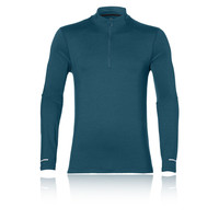 Asics Long Sleeved 1/2 cremallera Jersey