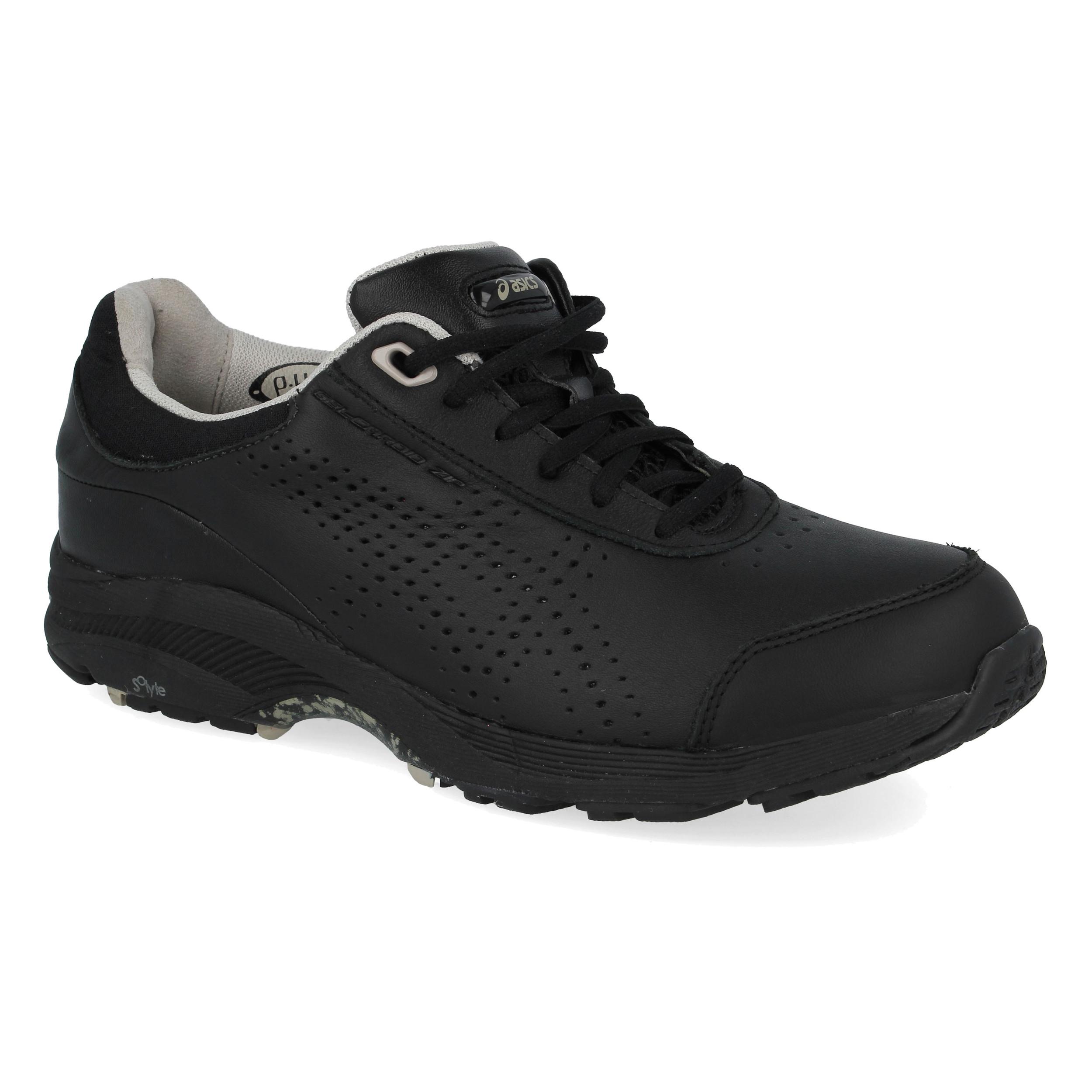 Sur Noir Femmes Marche Gel Chaussure Extérieur Cardio Randonnée Asics Zip Sport De Détails 2 XNkOP08nw