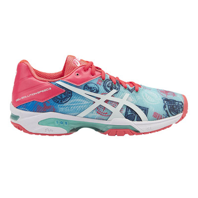 ASICS Gel-Solution Speed 3 L.E. Paris Women's Tennis Shoes