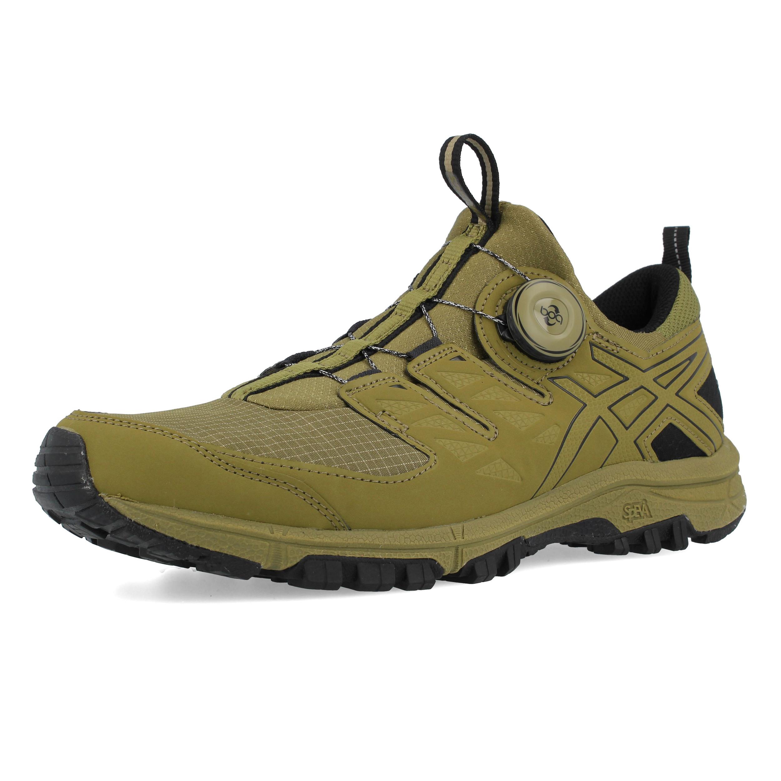 ASICS Uomo Gel-Fujirado Trail Scarpe Da Corsa Ginnastica Sport Sneakers  Verde 10534762537