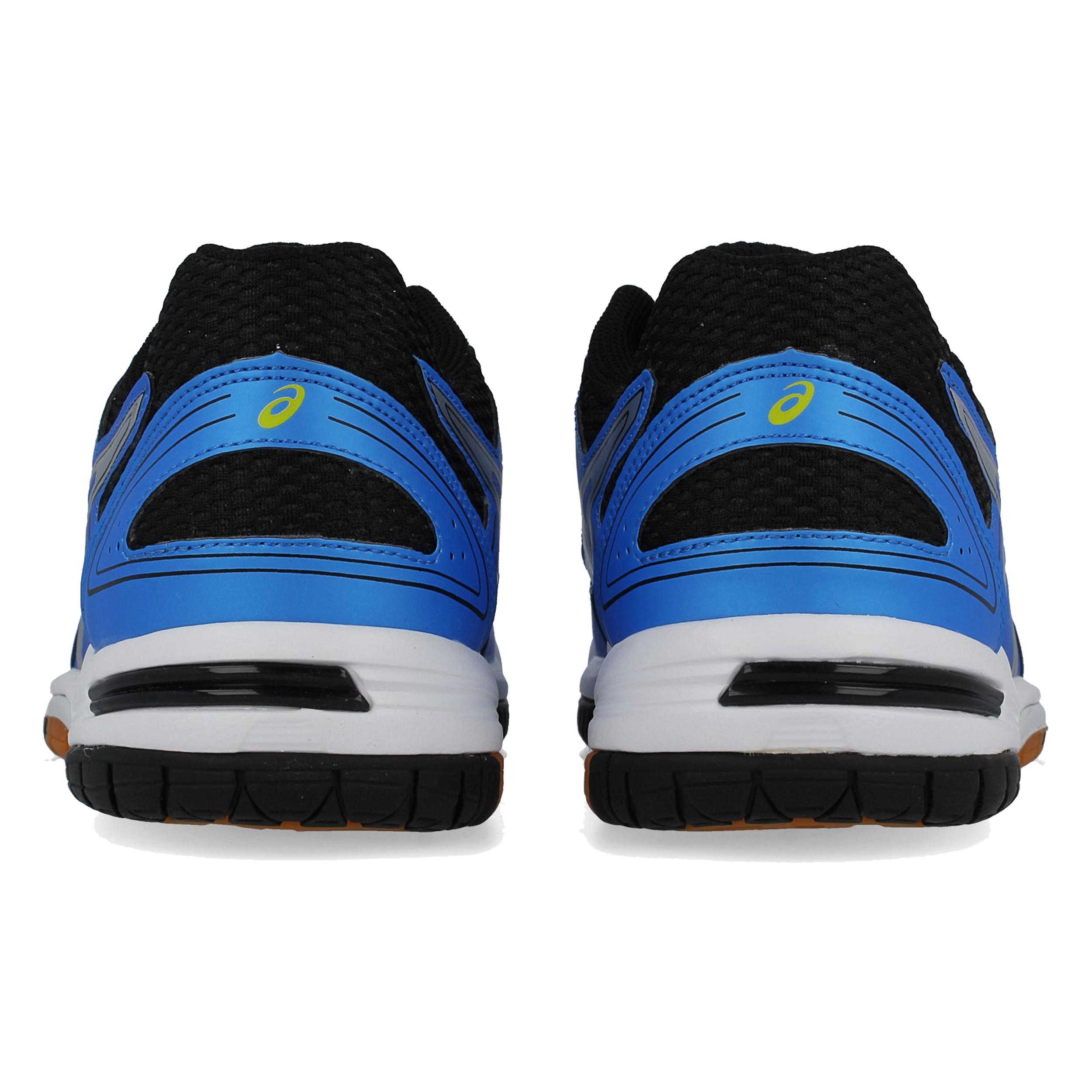 ASICS HOMMES GEL BLOCKER STR Indoor Court Chaussures Sport