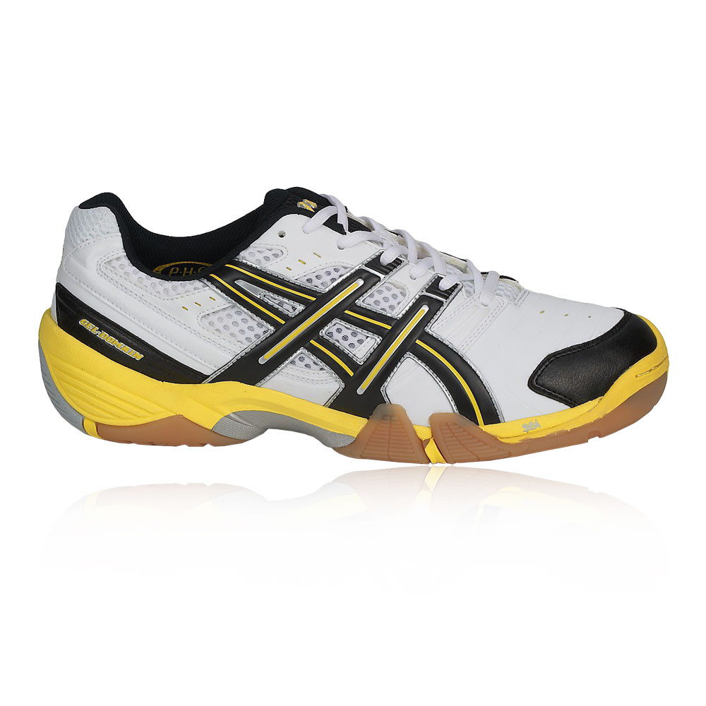 Sports Asics Gel Mens Domain White Breathable Indoor Shoes Court j35L4RA