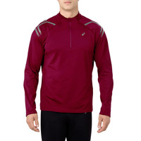 ASICS Icon Winter Long Sleeve 1/2 Zip Running Top - AW18