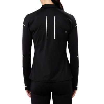ASICS Lite-Show Winter Long Sleeve 1/2 Zip Women's Running Top - SS19