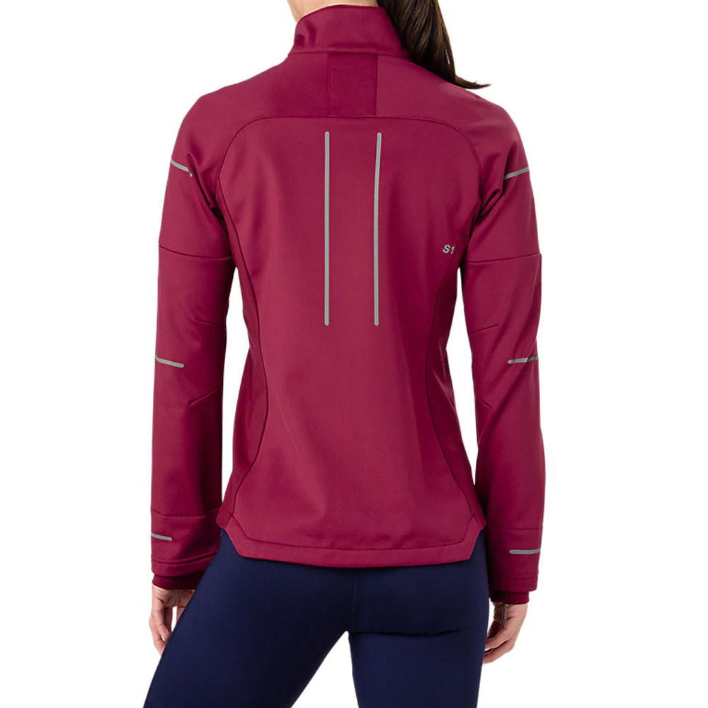 2add0f93a204d ... ASICS Lite-Show per donna Winter giacca da corsa - SS19 ...