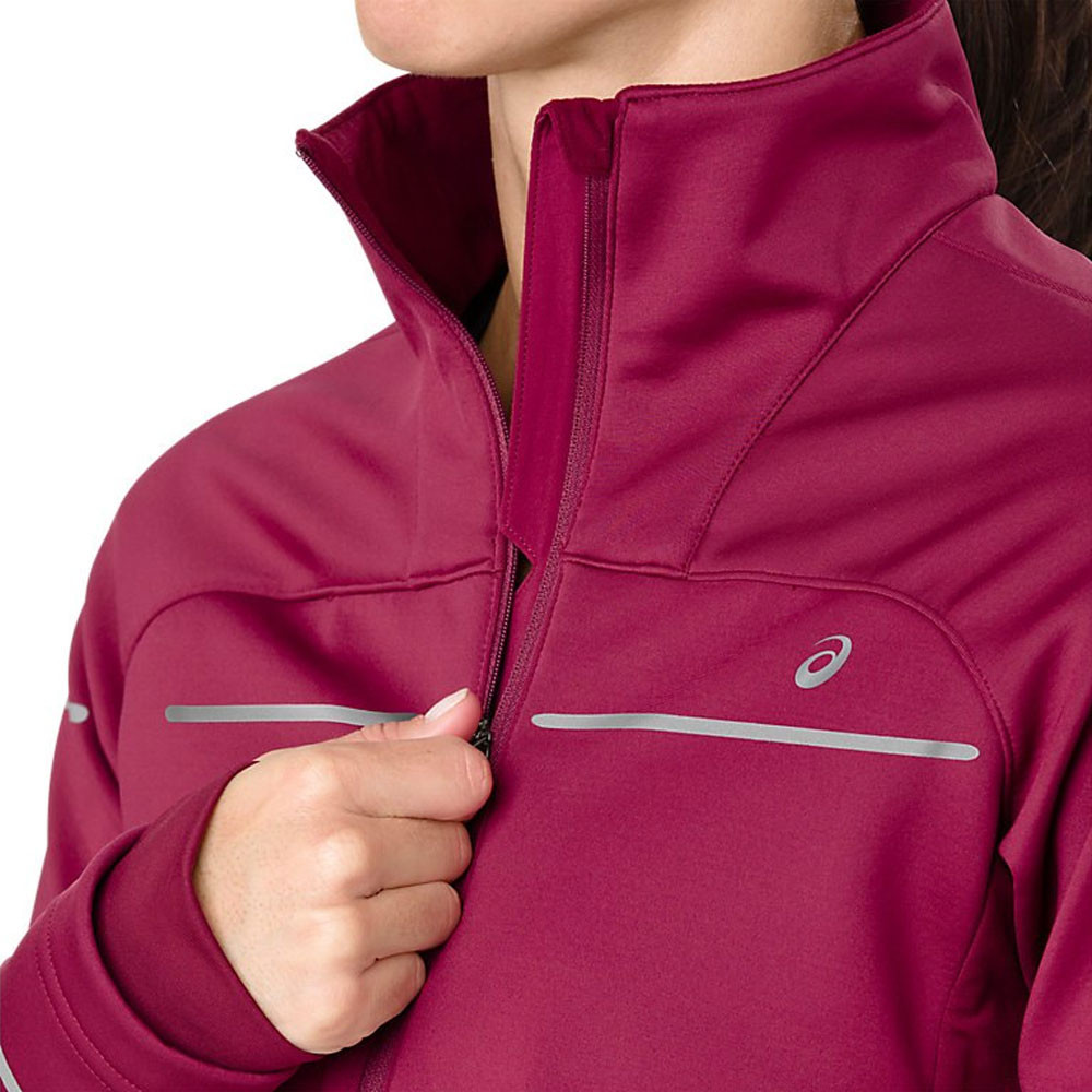 b5579ff86440d ASICS Lite-Show per donna Winter giacca da corsa - SS19 ...