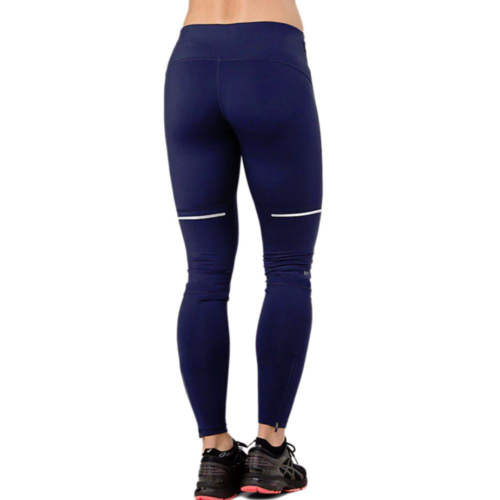 321633016d138 Asics Mujer Lite-show Invierno Correr Mallas Pantalones Azul Deporte  Entrenar