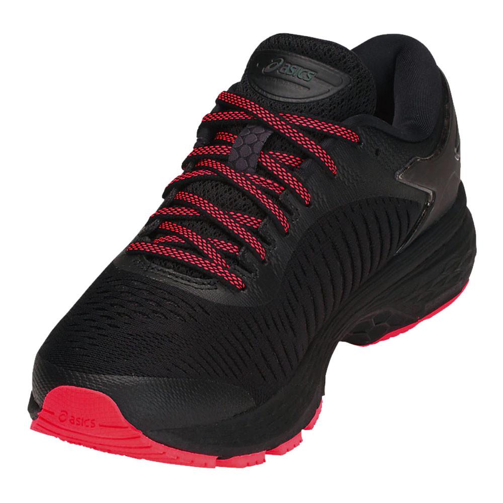 9ca9d1675a9 Asics Hombre Gel-kayano 25 Lite Show Correr Zapatos Zapatillas Negro Deporte