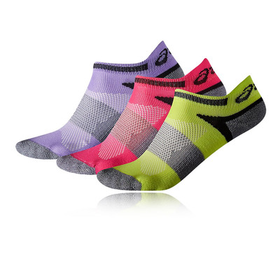 ASICS Lyte Junior Running Socks (3 Pack)