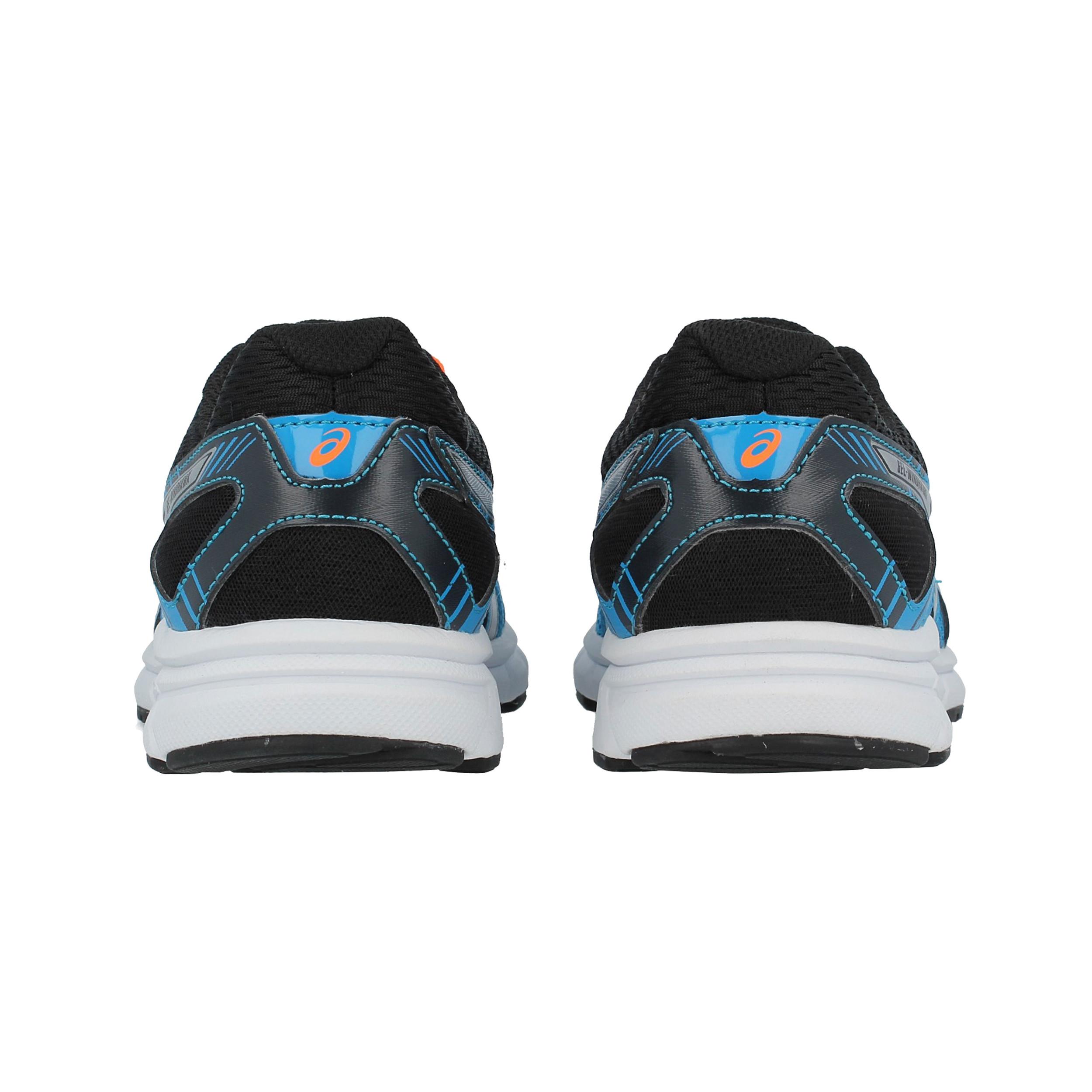 Girls Asics Gel Running Breathable Junior Gs Blue Windhawk Boys Shoe Tww45qHU