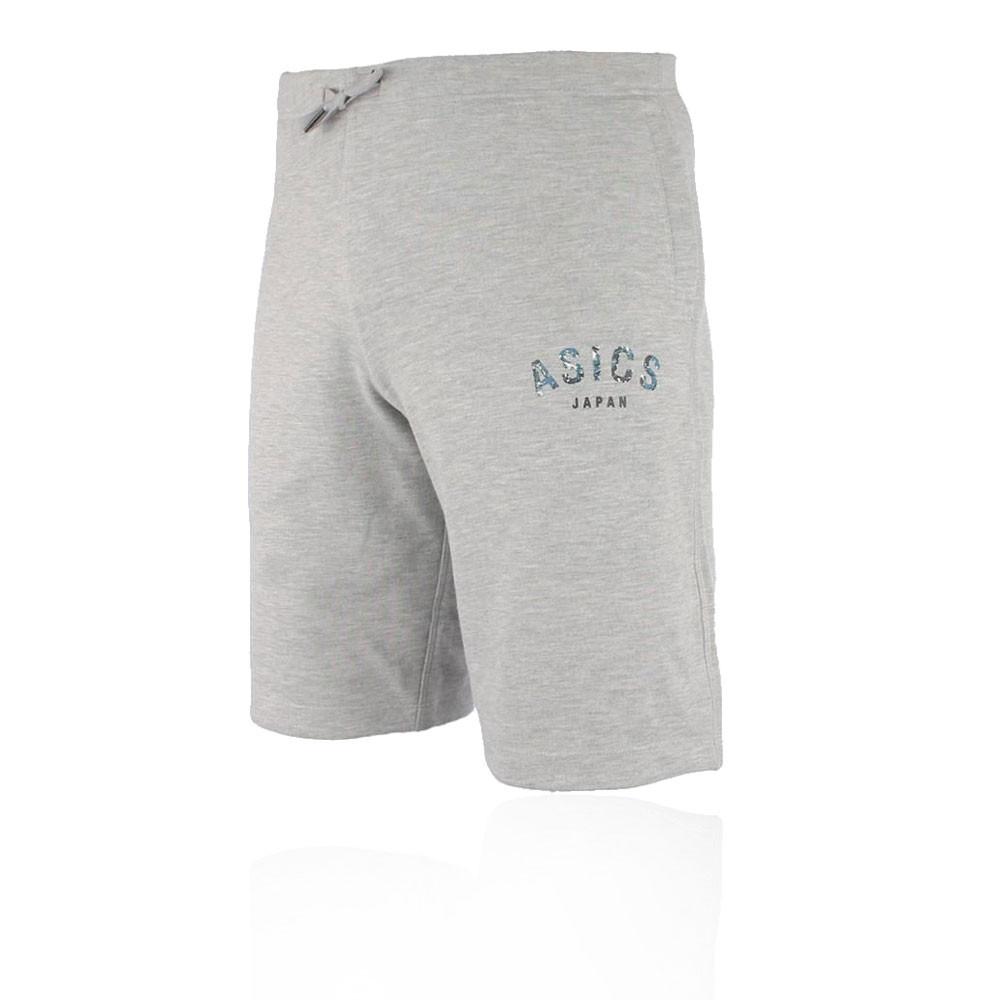 Asics Camou Logo Knit pantalones cortos