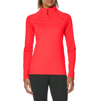 Asics Half-Zip Long Sleeve Women's Running Top