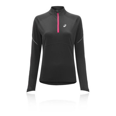 ASICS Women's Half Zip Long Sleeve Running Top