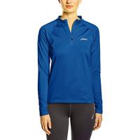 ASICS Women's Half Zip Long Sleeve Running Top