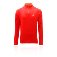 Asics Mile Half Zip Long Sleeve Running Top