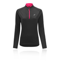 ASICS FUJITRAIL Women's Half Zip Running Top