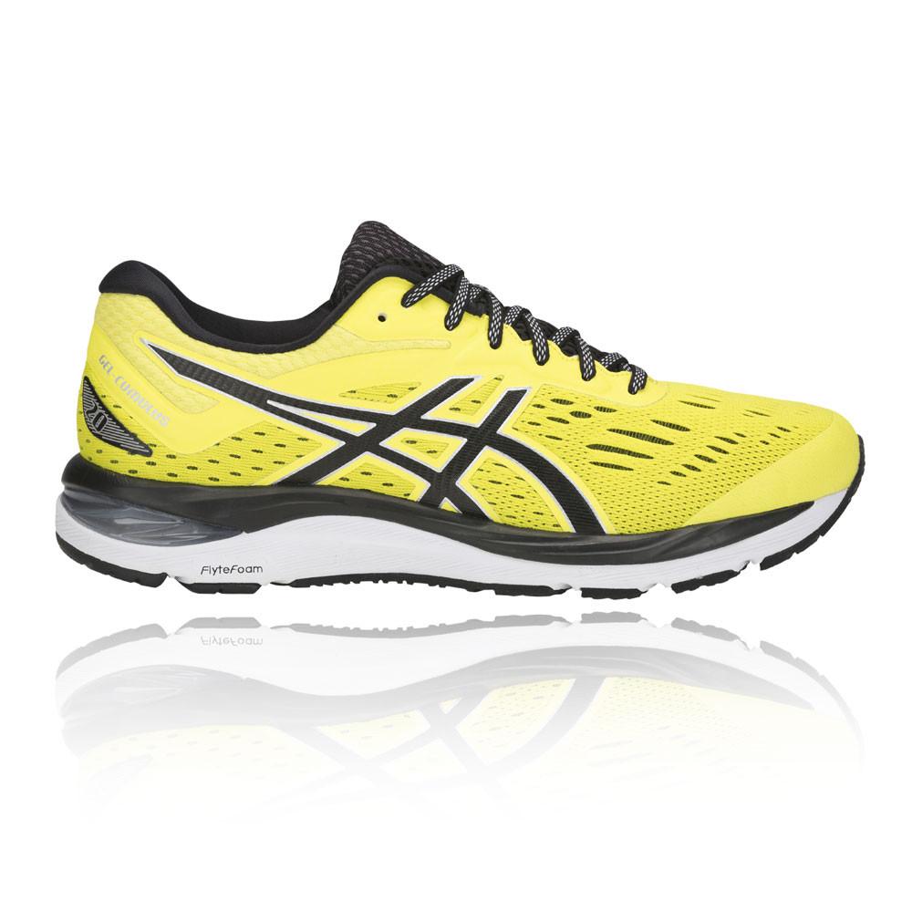 e5dac5b0d75 Asics Hombre Gel-cumulus 20 Correr Zapatos Zapatillas Amarillo Deporte  Running