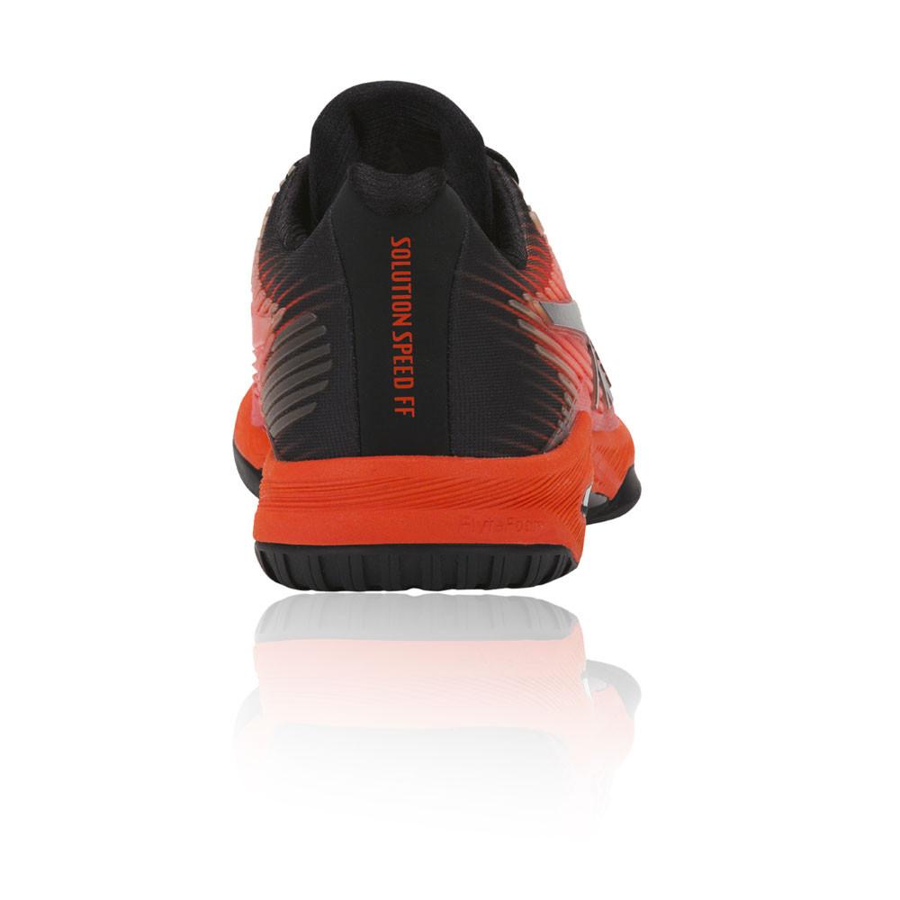 ASICS Uomo Solution Speed FF Scarpe Da Tennis Arancione Sport Traspiranti a977b35540c