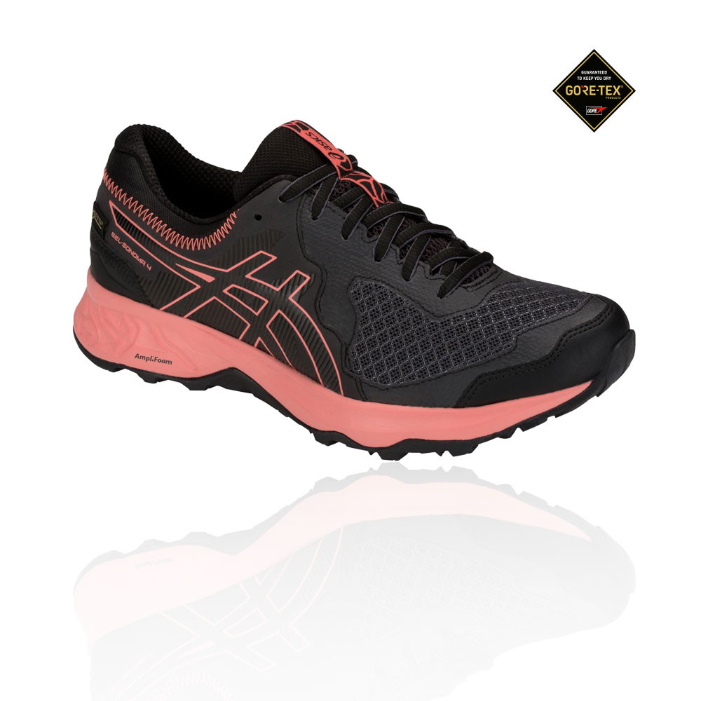 Asics Gel Sonoma GORE TEX Mujer Trail Zapatos de Correr