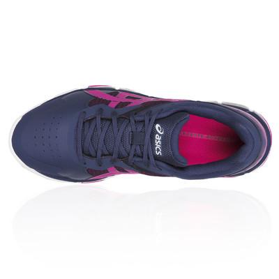 ASICS Netburner Academy 8 femmes chaussures de netball
