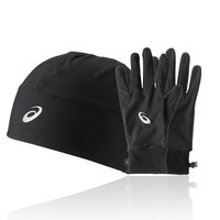 Asics Performance paquete - Winter gorro Plus guantes