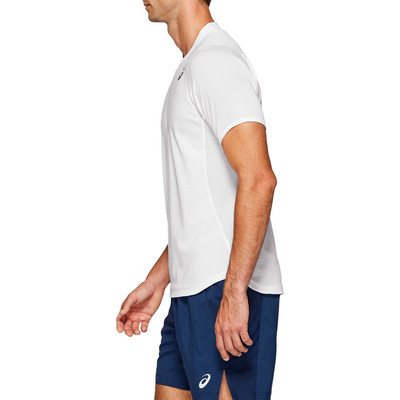 ASICS Gel-Cool manica corta Tennis Top