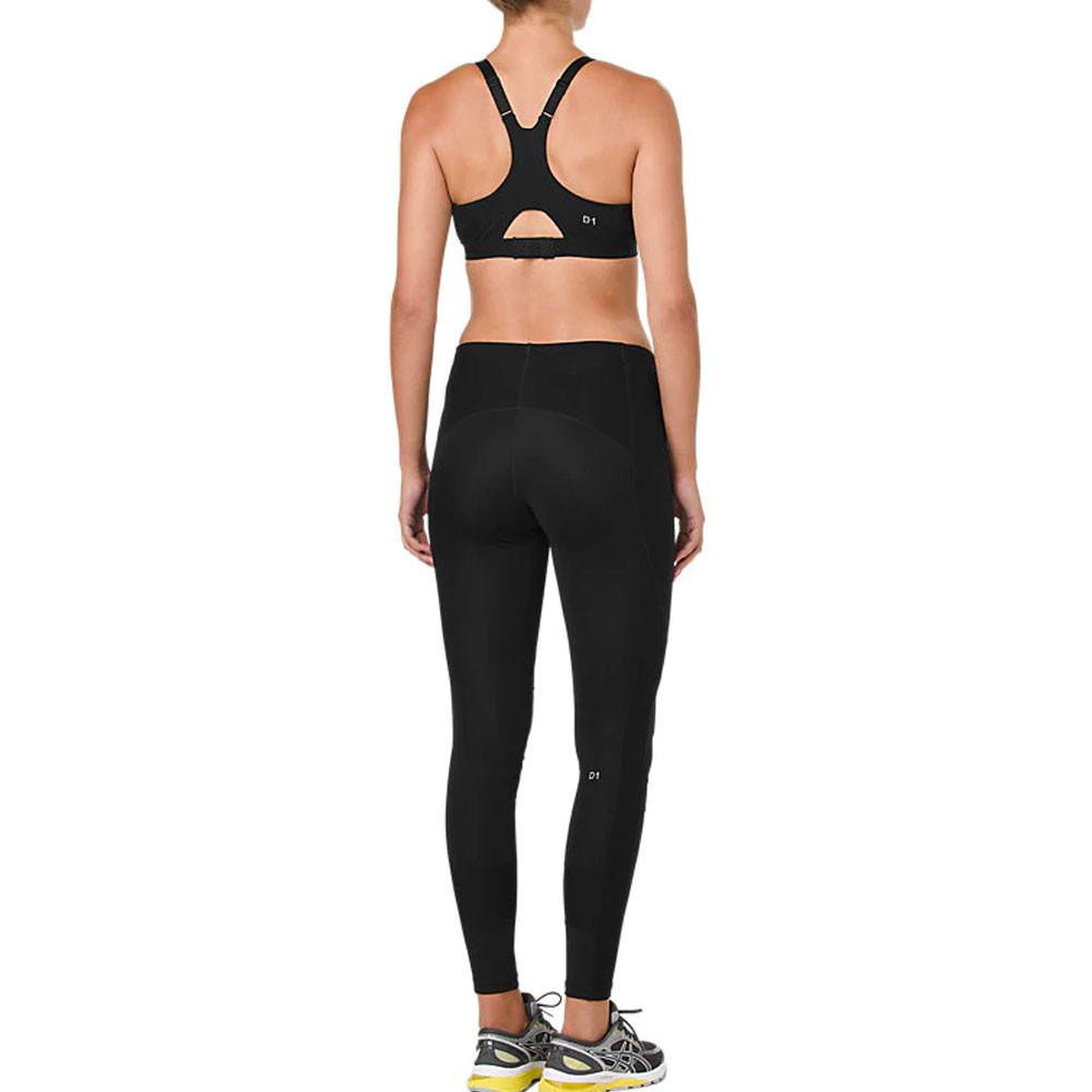Details zu Asics Damen Leg Balance Hose Sporthose Unterhose Jogginghose Schwarz Gym Fitness