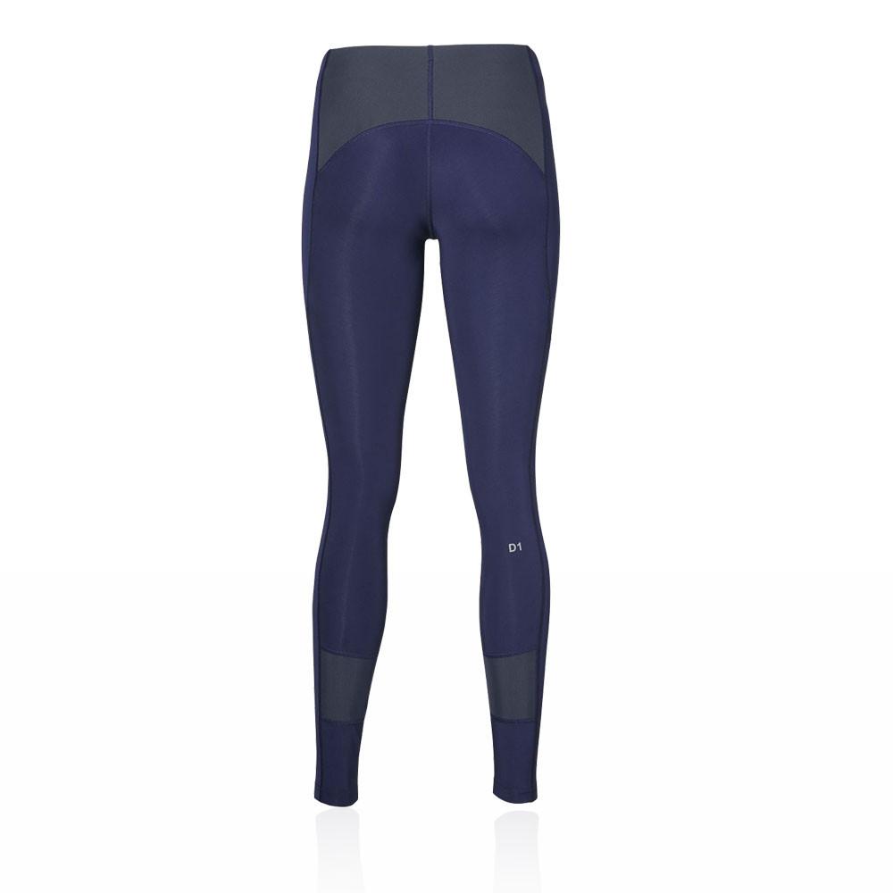 Details zu Asics Damen Leg Balance Hose Sporthose Unterhose Jogginghose Lila Gym Fitness