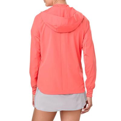 ASICS Woven Women's Hooded Tennis Jacket - SS19