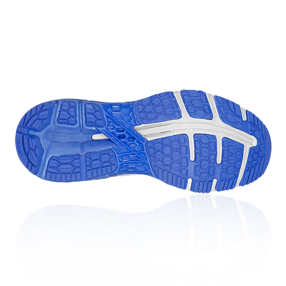 1ff0140fa Asics Mujer Gel-kayano 25 Lite-show Correr Zapatos Azul Gris Deporte ...
