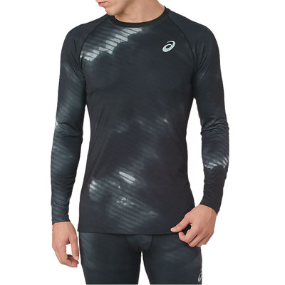 ASICS Graphic Base Layer Long Sleeve Top
